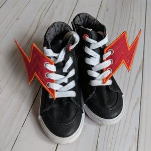 Lightning shoes